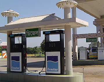 Outdoor Gas Price Signs A Perfect Way to Display Fuel