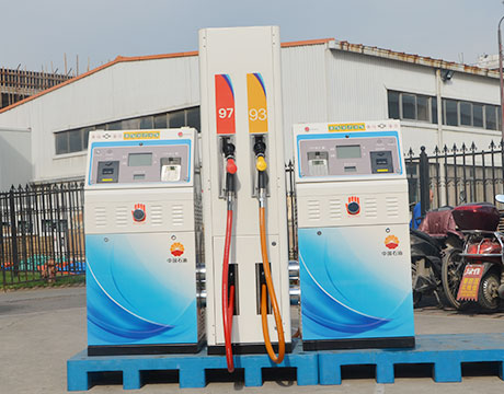 CNG Pump SK700 II CNG Fuel Dispensers Compressed