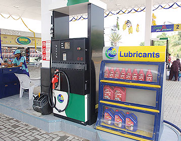 South Korea Fuel Dispenser, South Korea Fuel Dispenser