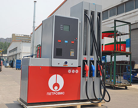 Asia Pacific Fuel Dispenser Market Share Industry Trends